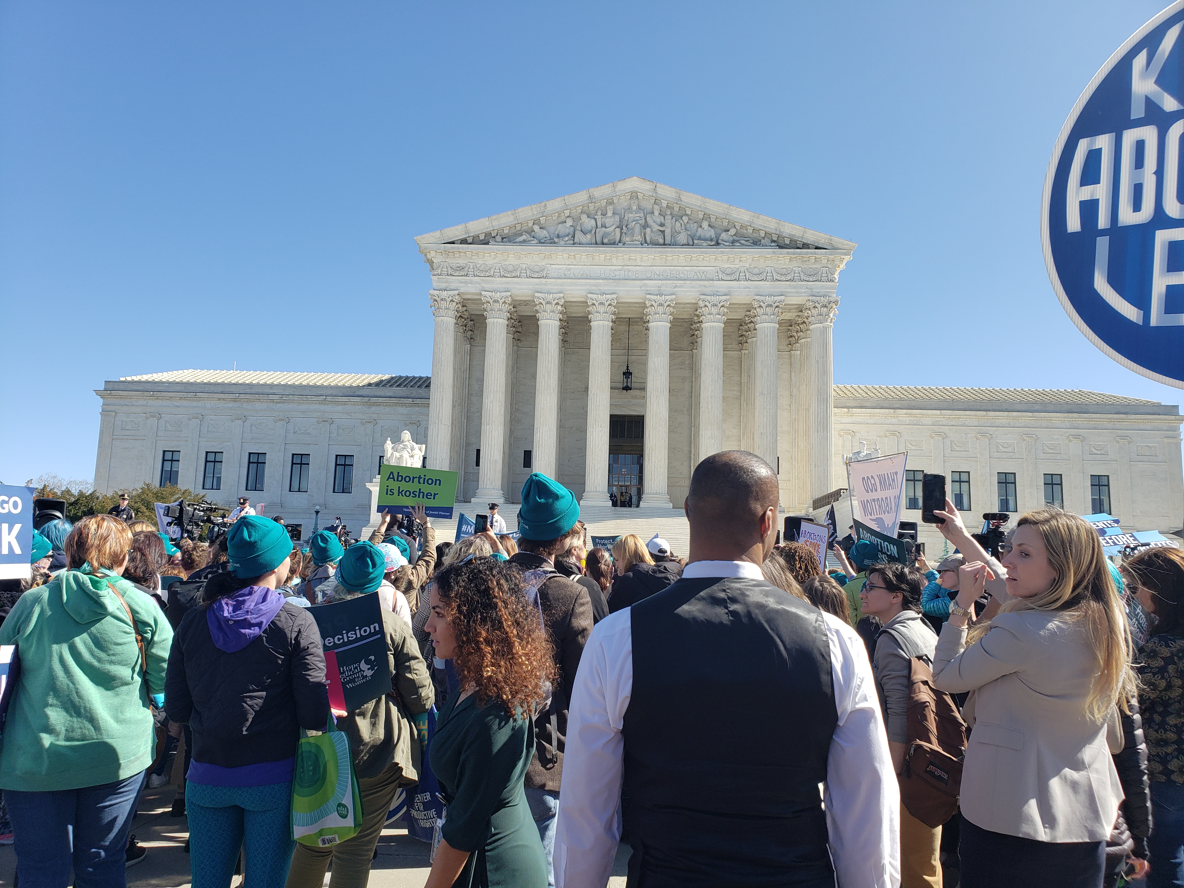 Supreme Court Schedules Hearing On Abortion Case; How Will It Impact A Louisiana Ban?