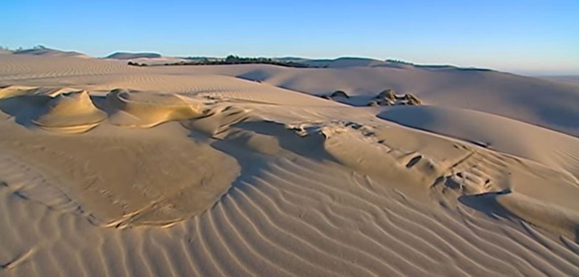 How an Oregon battle between human and nature inspired Frank Herbert's 'Dune'