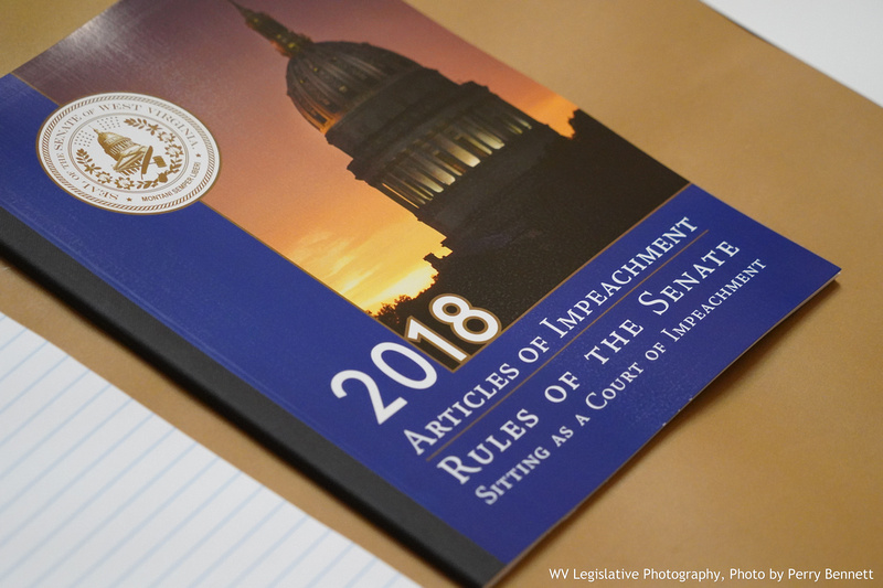 During The 2021 Session, West Virginia Lawmakers Teed Up Three Proposed Constitutional Amendments. Here's What They'd Do