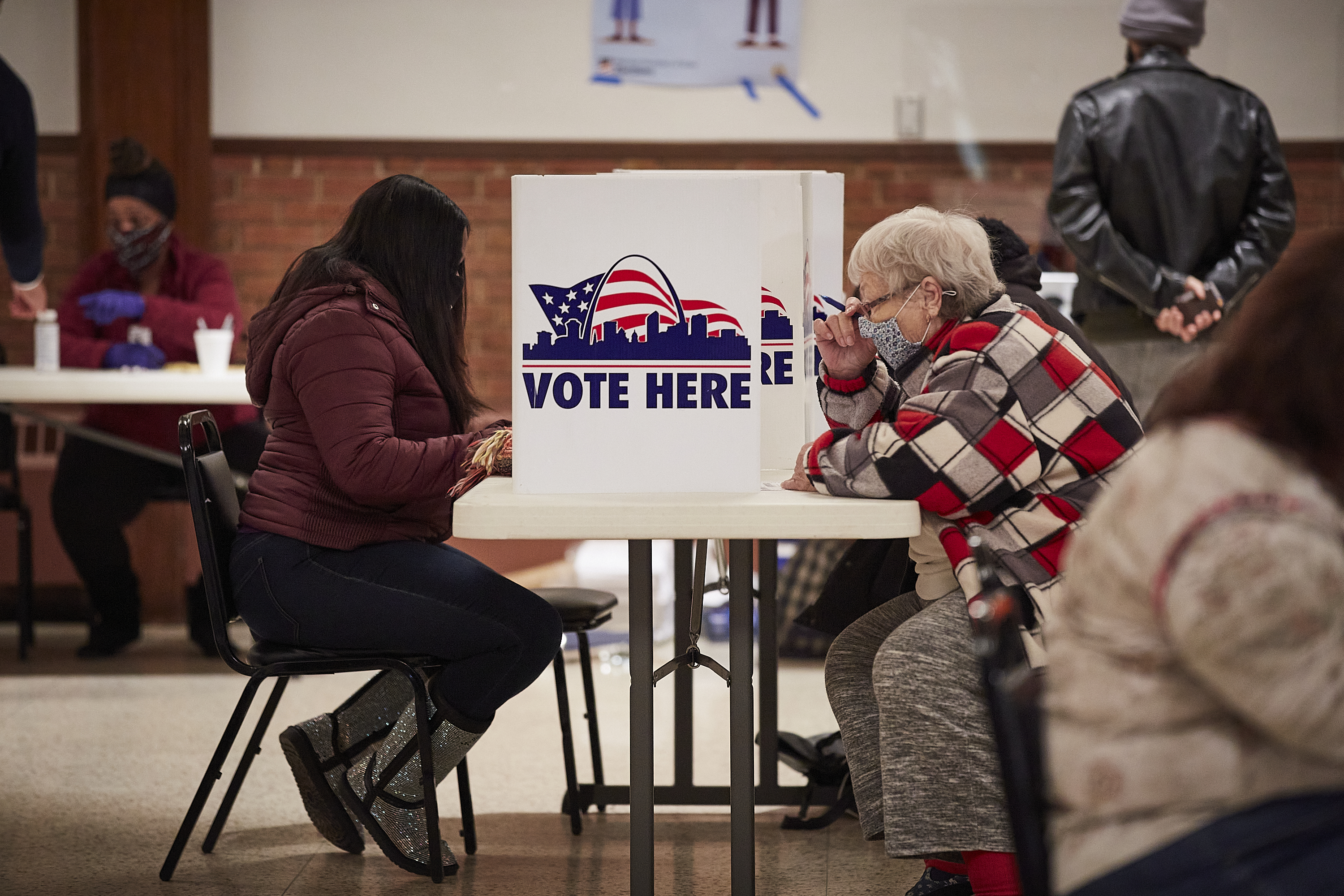 How 2020 Completely Reshaped Missouri And St. Louis' Politics