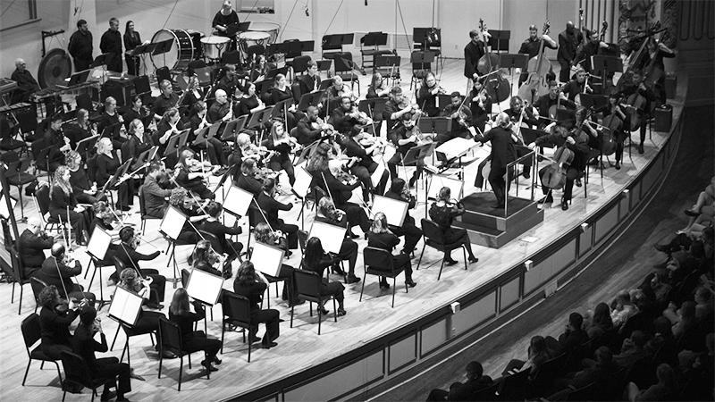 A St. Louis Symphony Performance at Powel Hall.