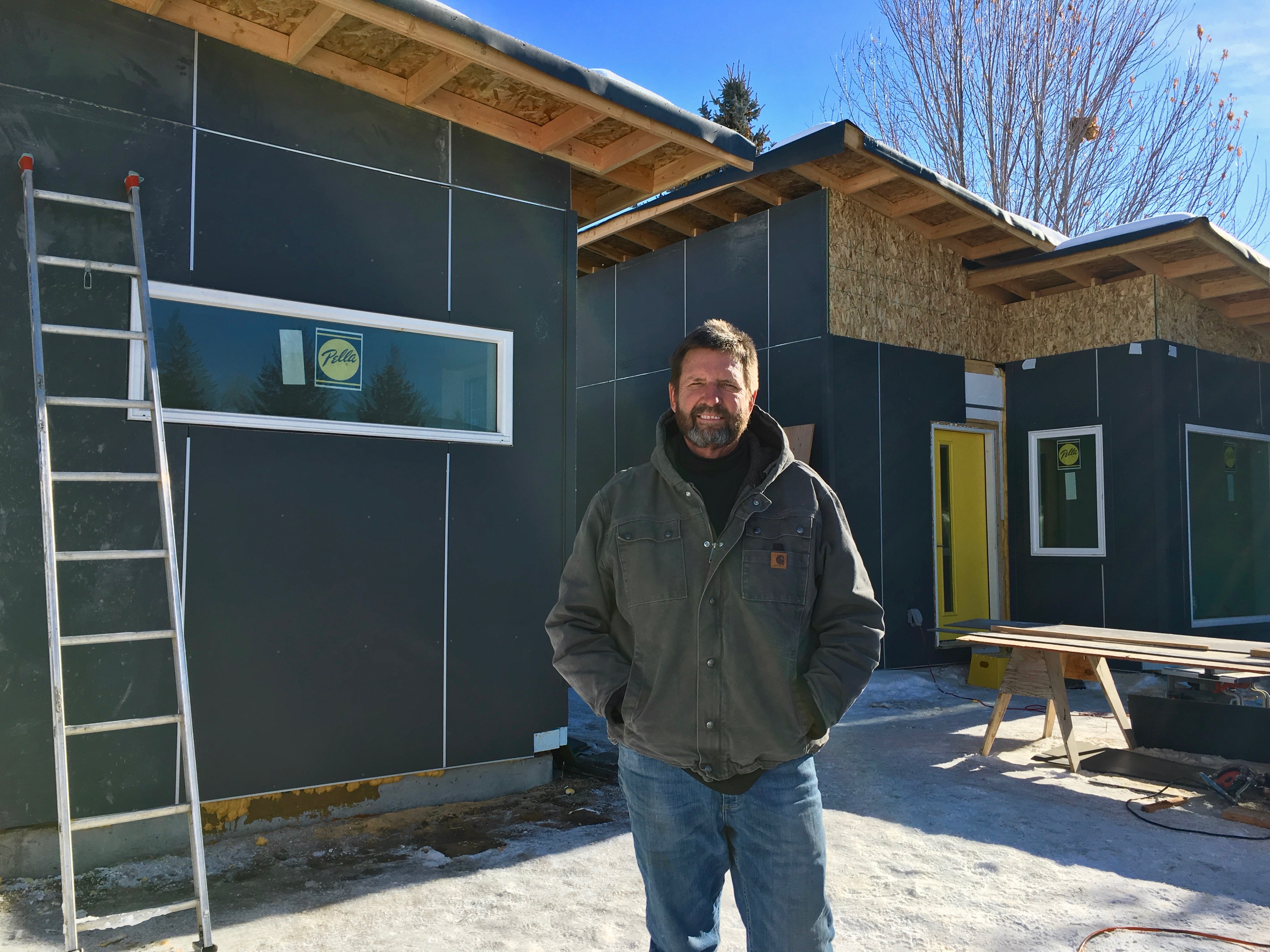 Wood River Valley Leaders Tour New Shipping Container Homes