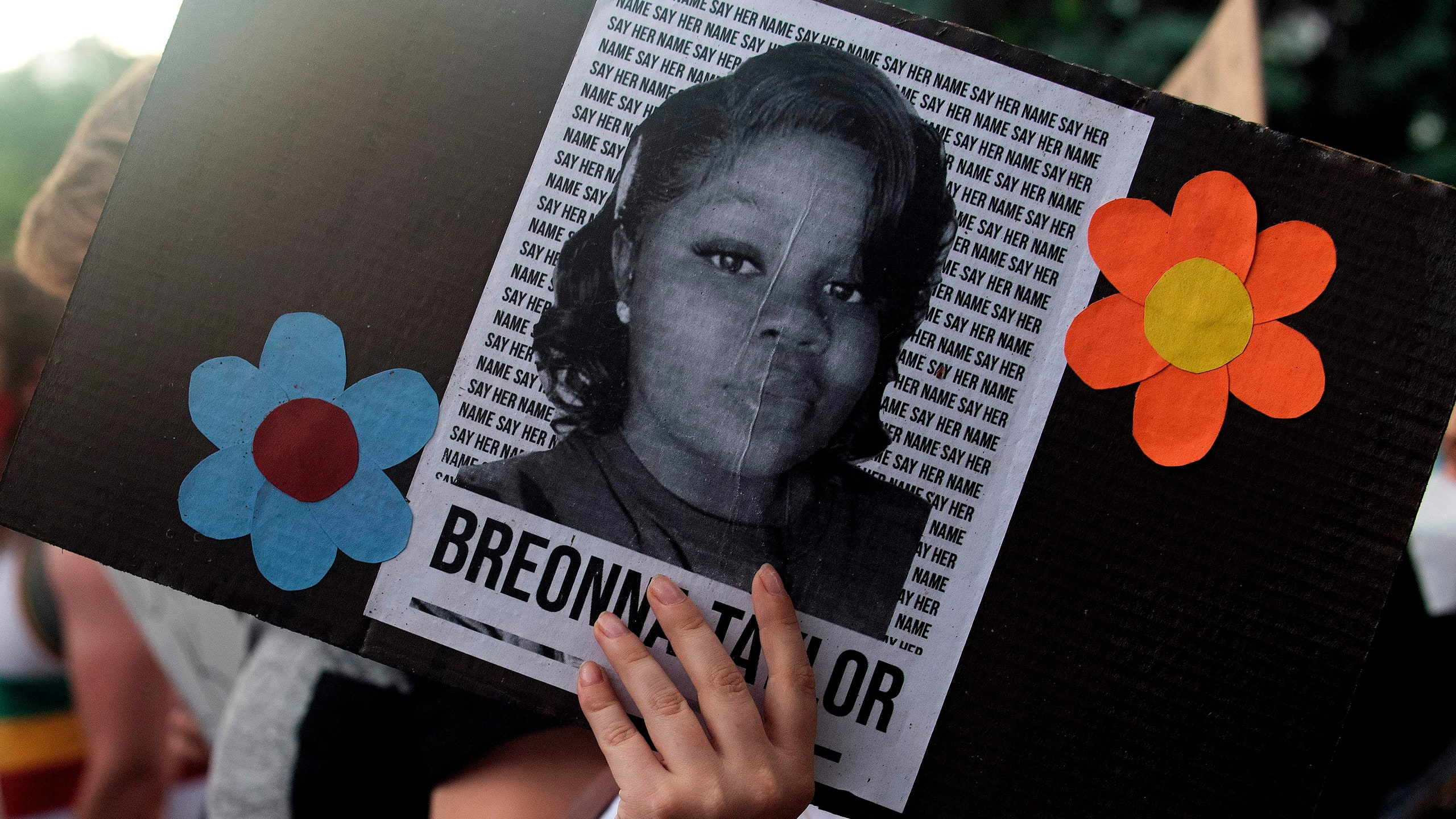 Sayher Name Justice For Breonna Taylor Black Women Killed By Police Kalw