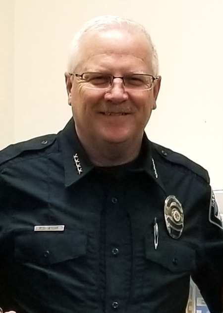 San Luis Appoints Jessup Permanent Chief of Police | KAWC