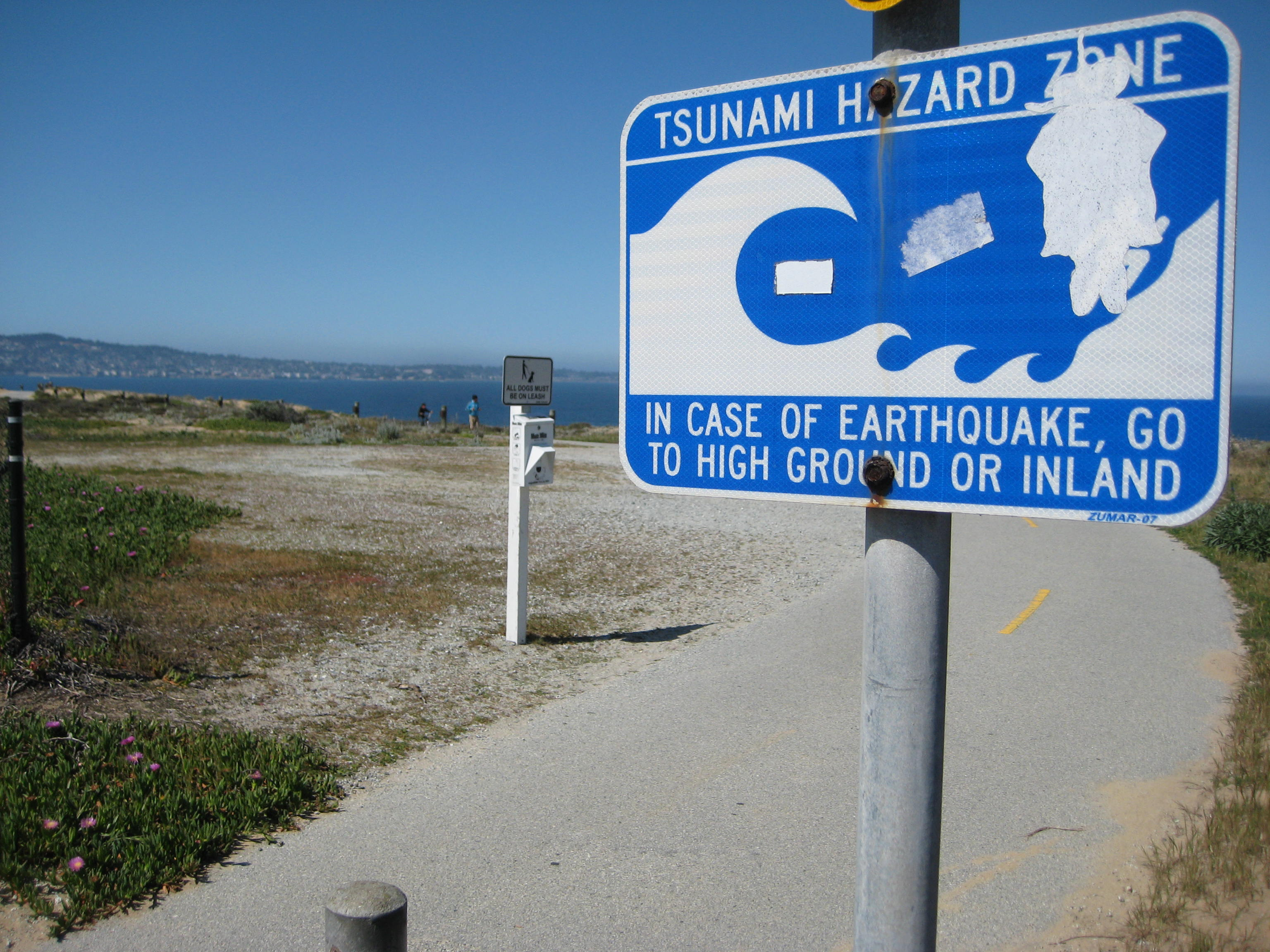 Monterey one of the first counties to get new tsunami