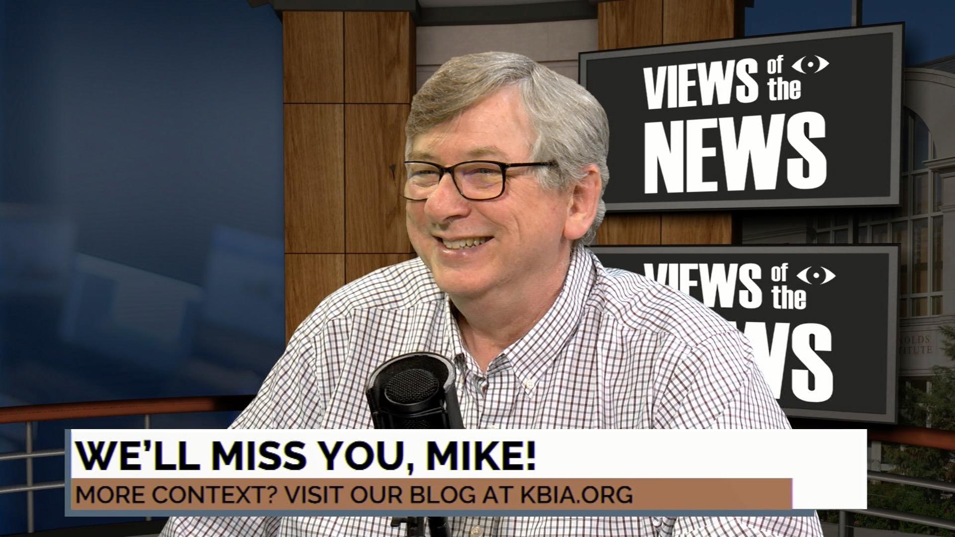 Professor Mike McKean