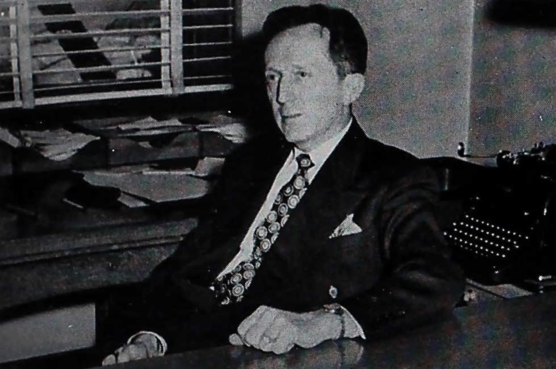 MU advertising professor EK Johnston hosted parties for gay men in the 1940s off campus. In 1948, he was fired and criminally charged for being gay.
