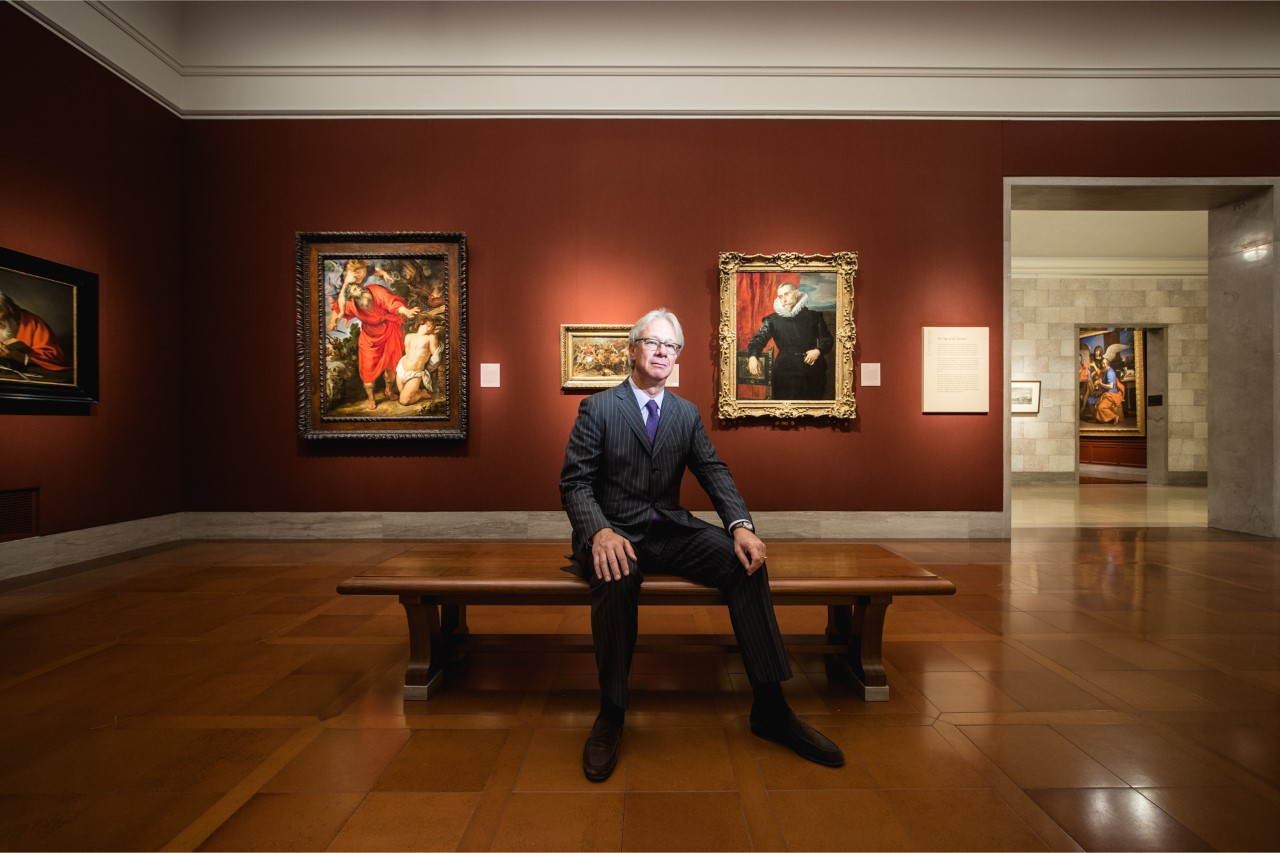 Nelson - Atkins Museum Director Says Police Presence On Its Grounds  Exactly The Opposite Of What We Stand For    KCUR 89 . 3 - NPR in Kansas City . Local news , entertainment and podcasts .