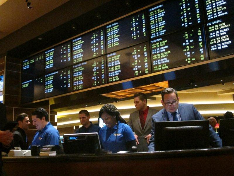 Bill To Legalize Sports Betting Heads To Arizona Governor   KNAU Arizona  Public Radio
