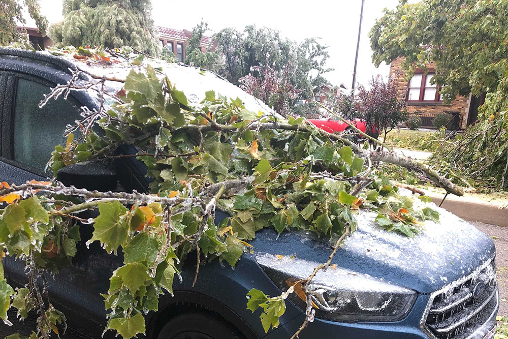 Long Recovery Expected Following Oklahoma Ice Storm