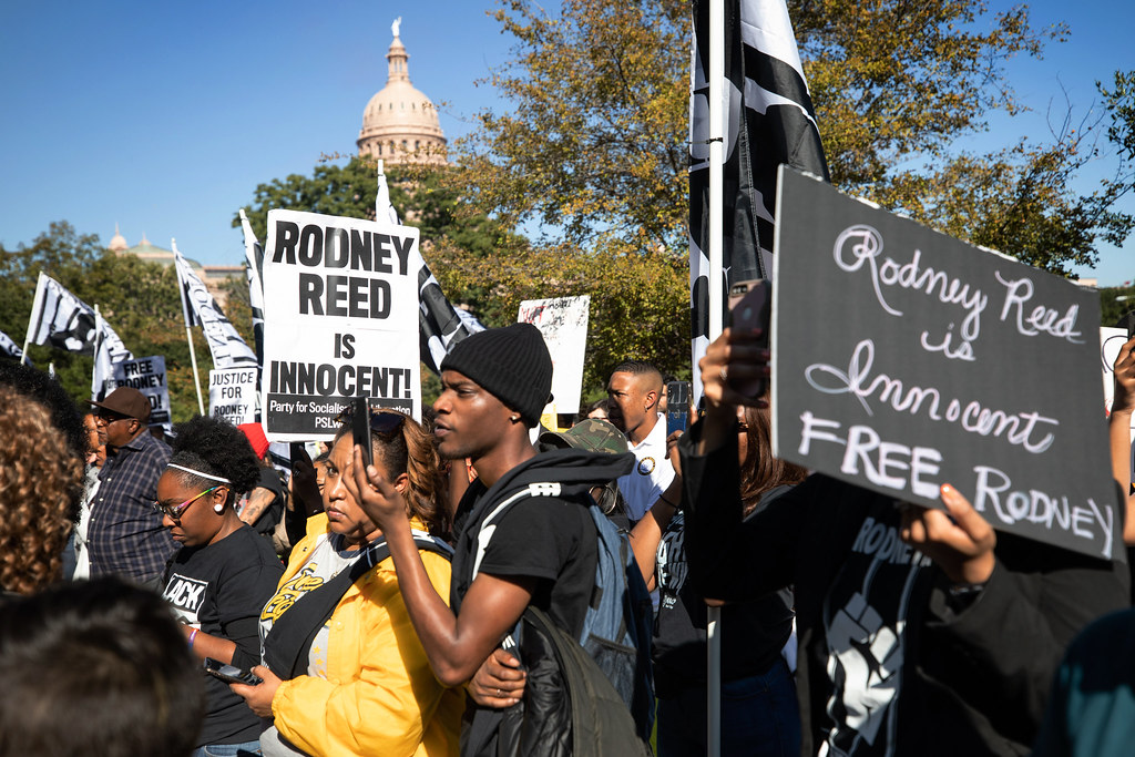 Texas Appeals Court Blocks Inmate Rodney Reed's Execution | KUT