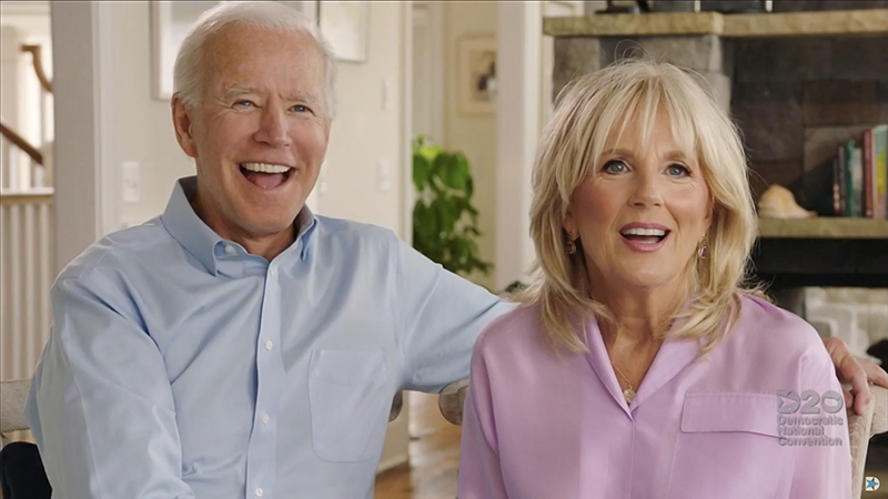 Democrats Officially Nominate Joe Biden For Presidential Election Kut