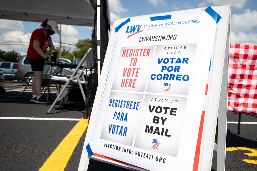 Texas' Latino Vote Might Be Harder To Predict Heading Into This Year's Presidential Election