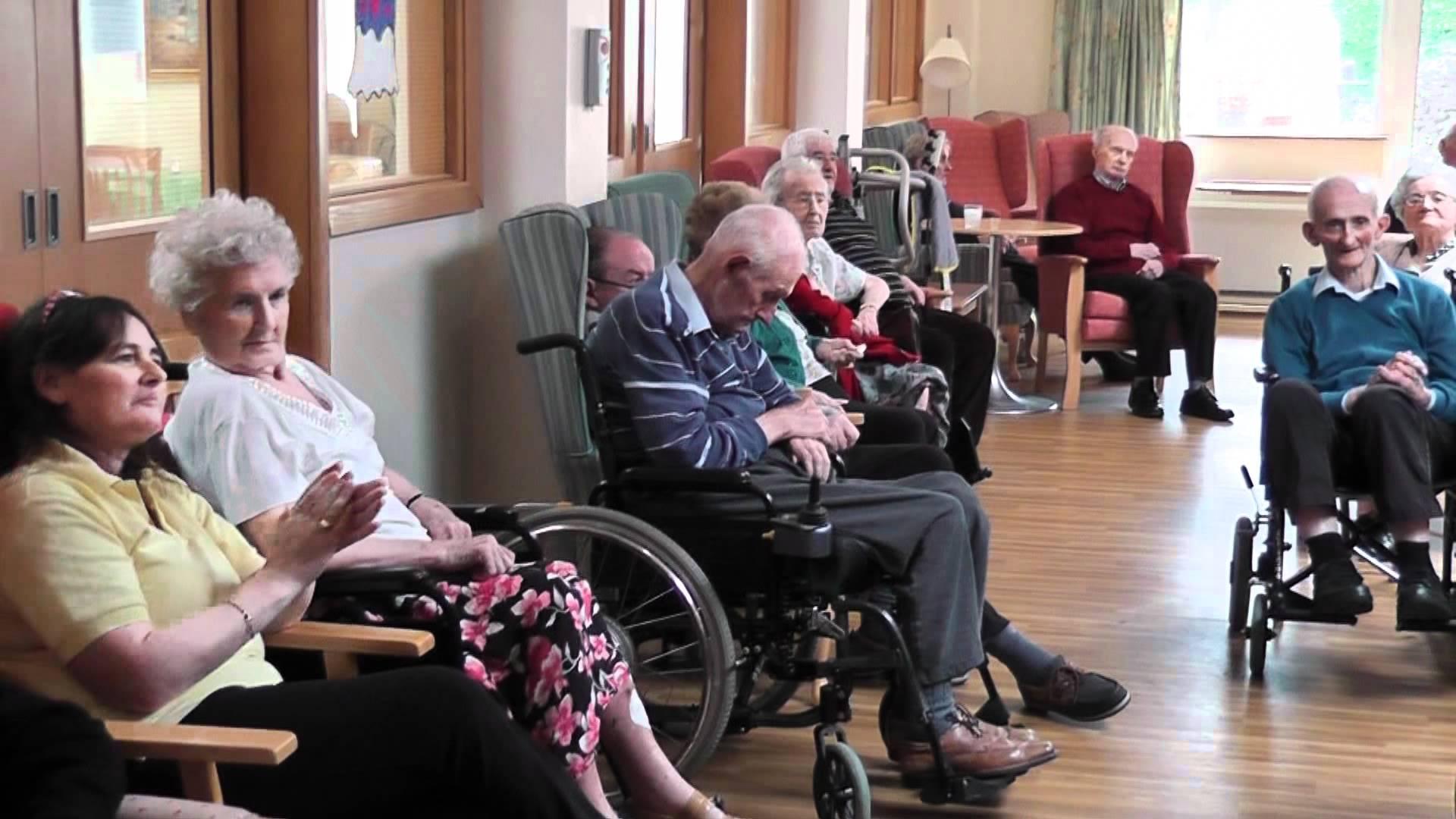 Stitt To Allow Phased Resumption Of Nursing Home Visits Starting Monday Public Radio Tulsa