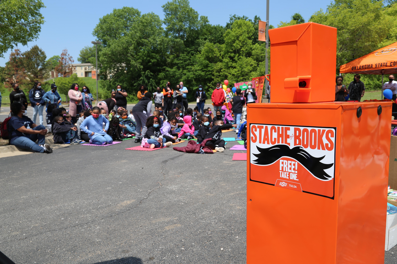 OSU-Tulsa Unveils New Literacy Initiative For Greenwood District Neighbors