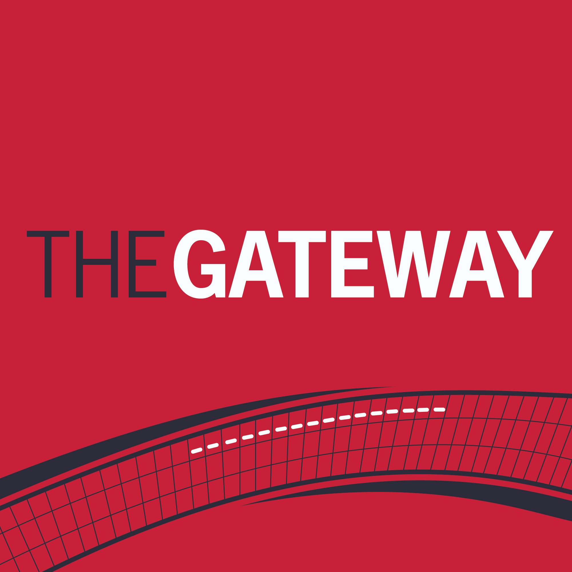 Logo for The Gateway Podcast