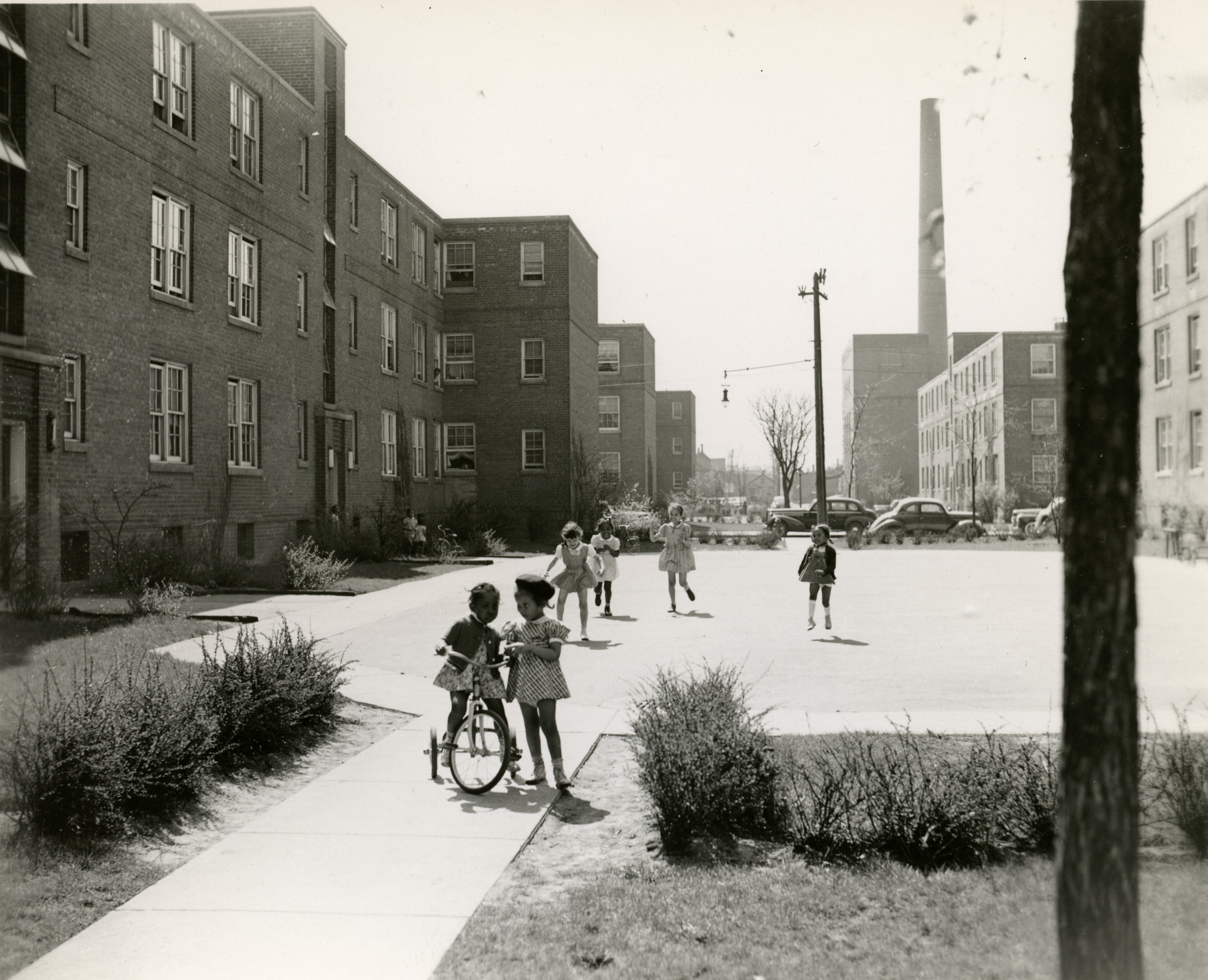 Here's why the Brewster-Douglass Housing Projects were built