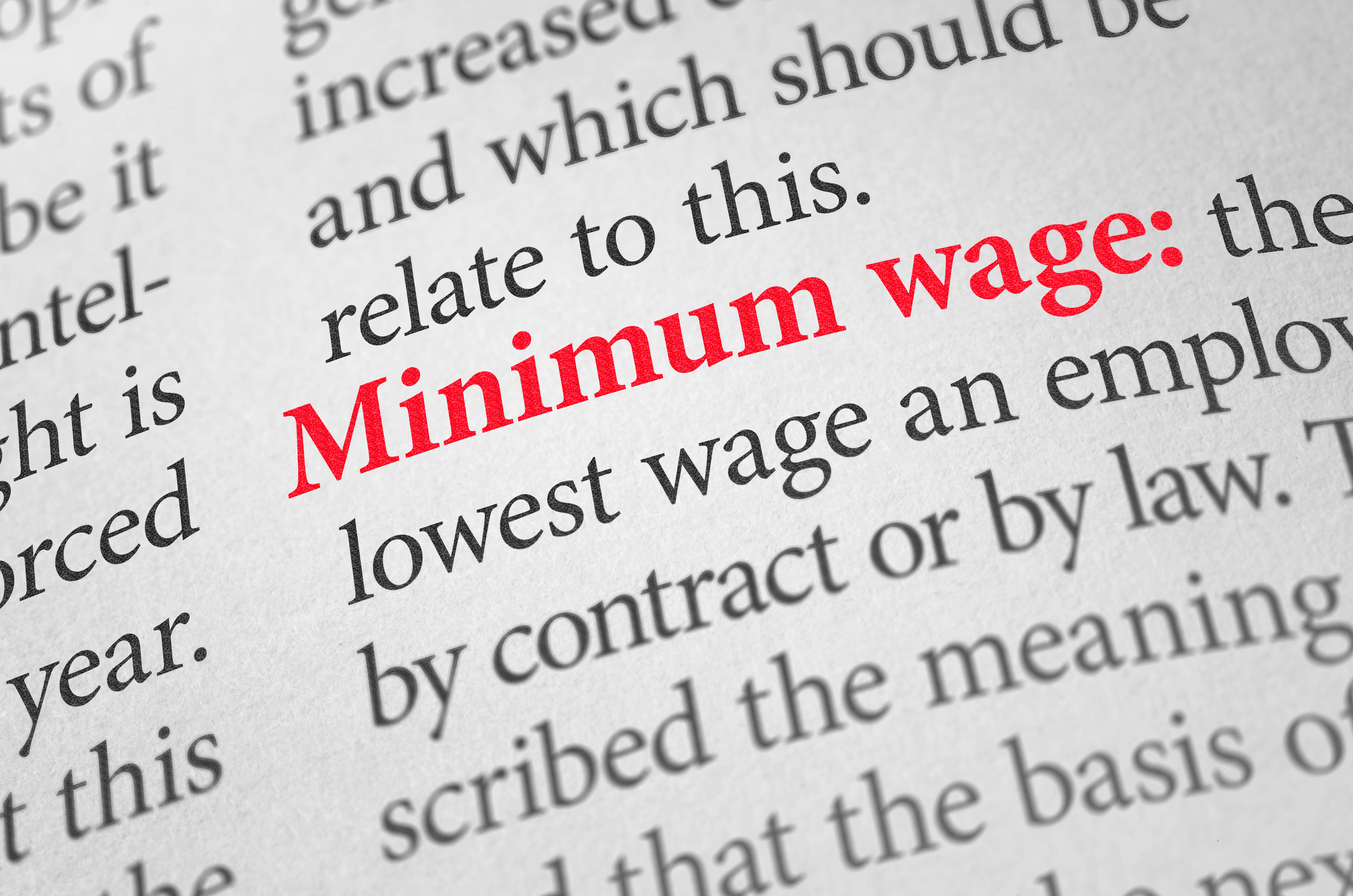 5 things to know about Michigan's minimum wage increase | Michigan Radio