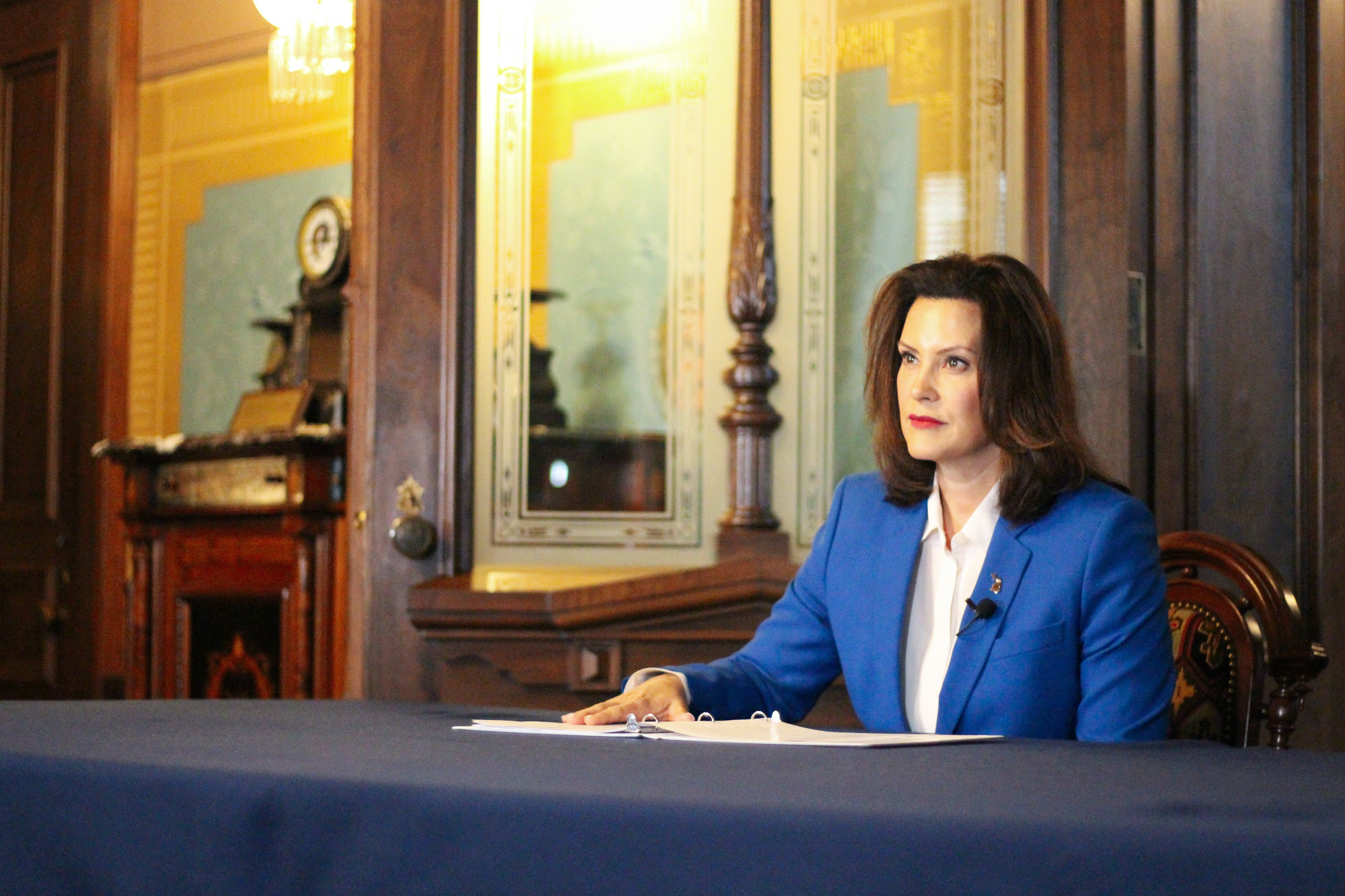 Gov Whitmer Issues Stay At Home Order Michigan Radio