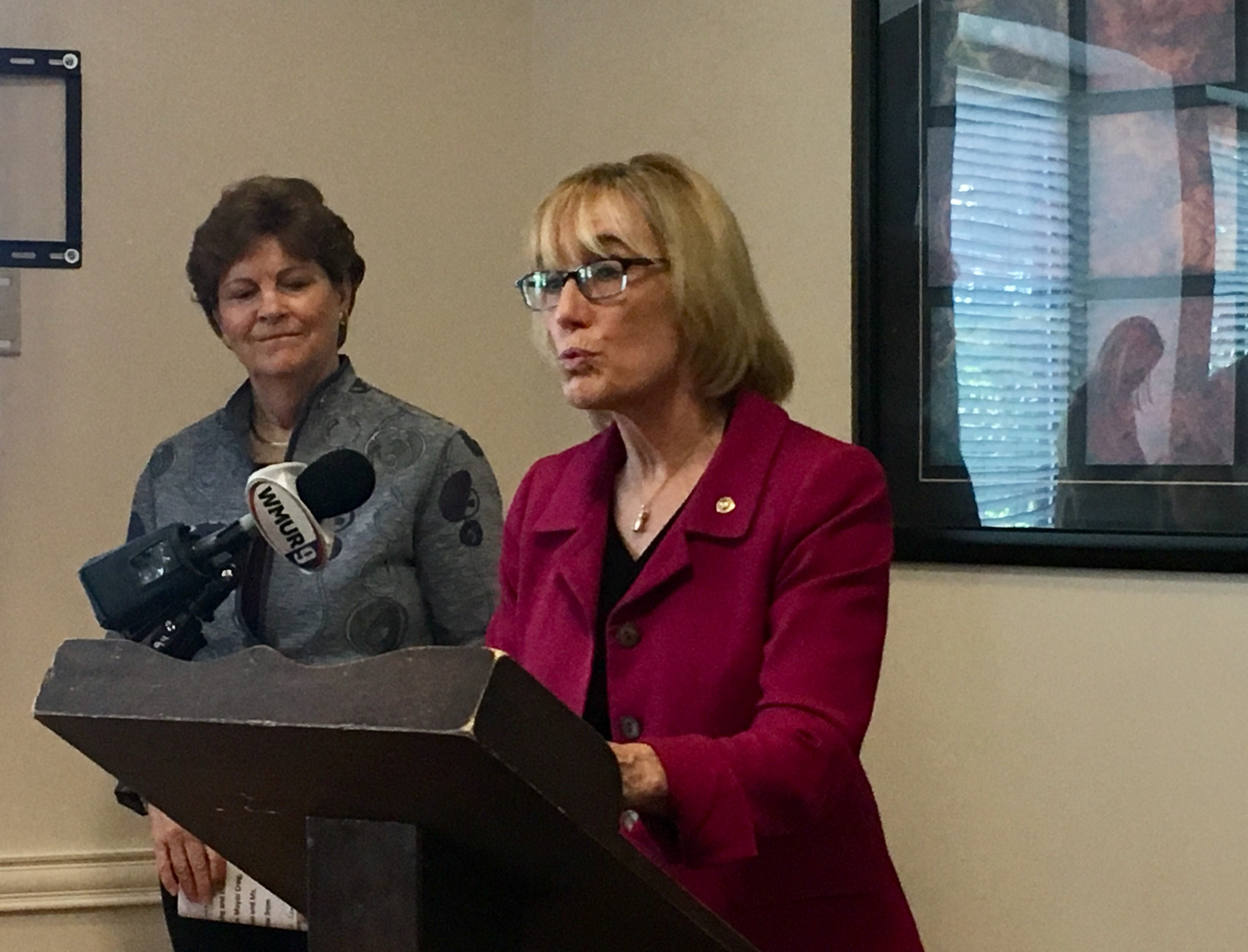 Hassan On Sweeping Opioid Legislation: 'This is Just the