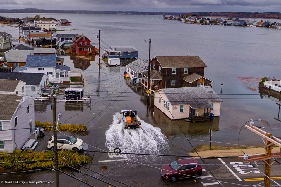 Some Republicans See Missed Opportunity To Campaign On Climate Change In N.H.