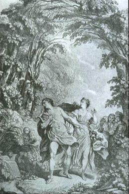 Orfeo ed Euridice in Full Score