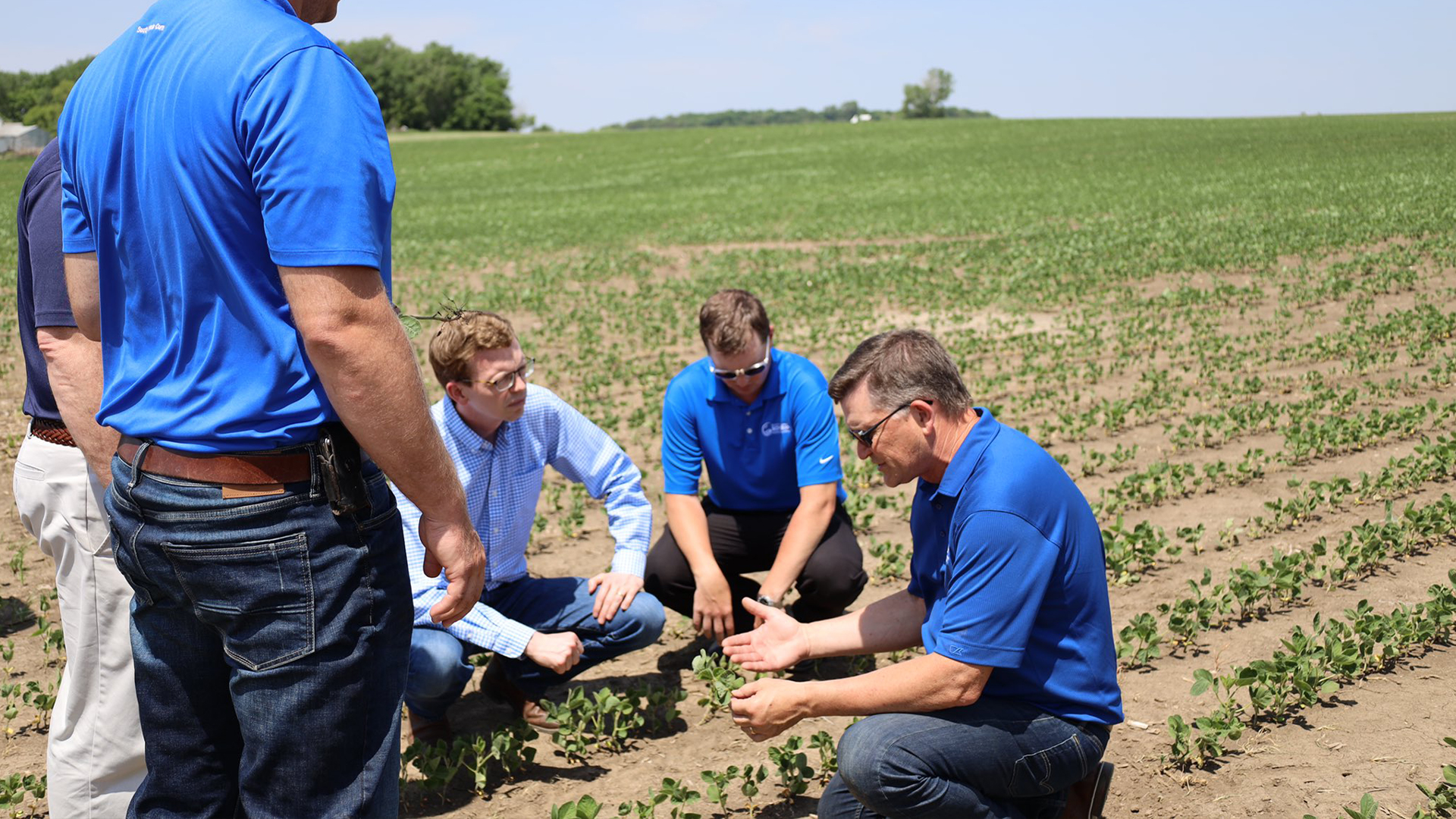Johnson Discusses Biden's Carbon Banking Proposal With Corn Producers