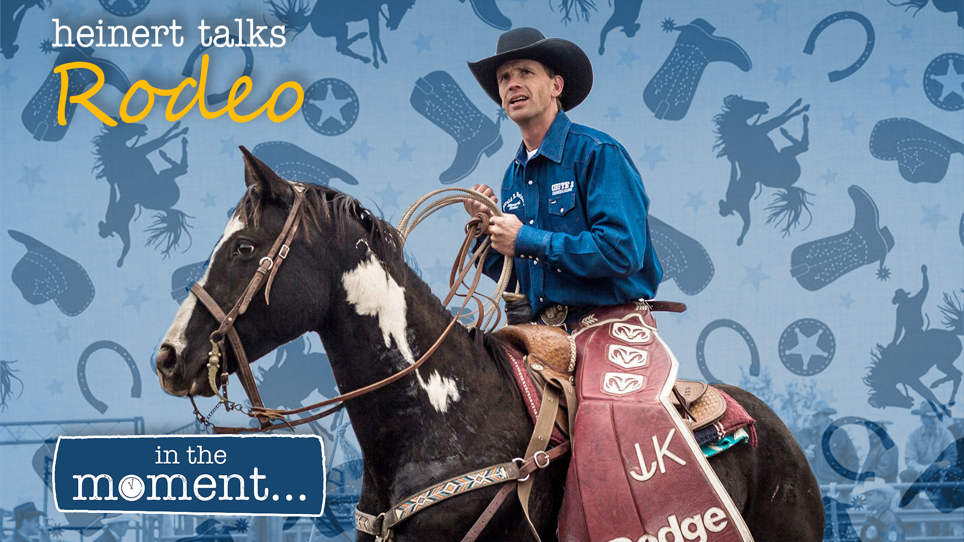 In The Moment: South Dakota Rodeo With Pickup Man Troy Heinert