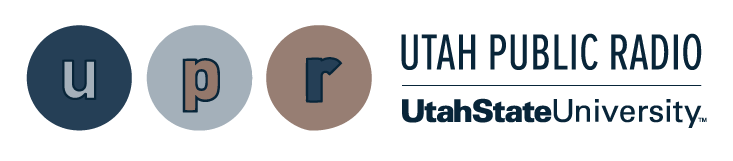 UPR Utah Public Radio logo