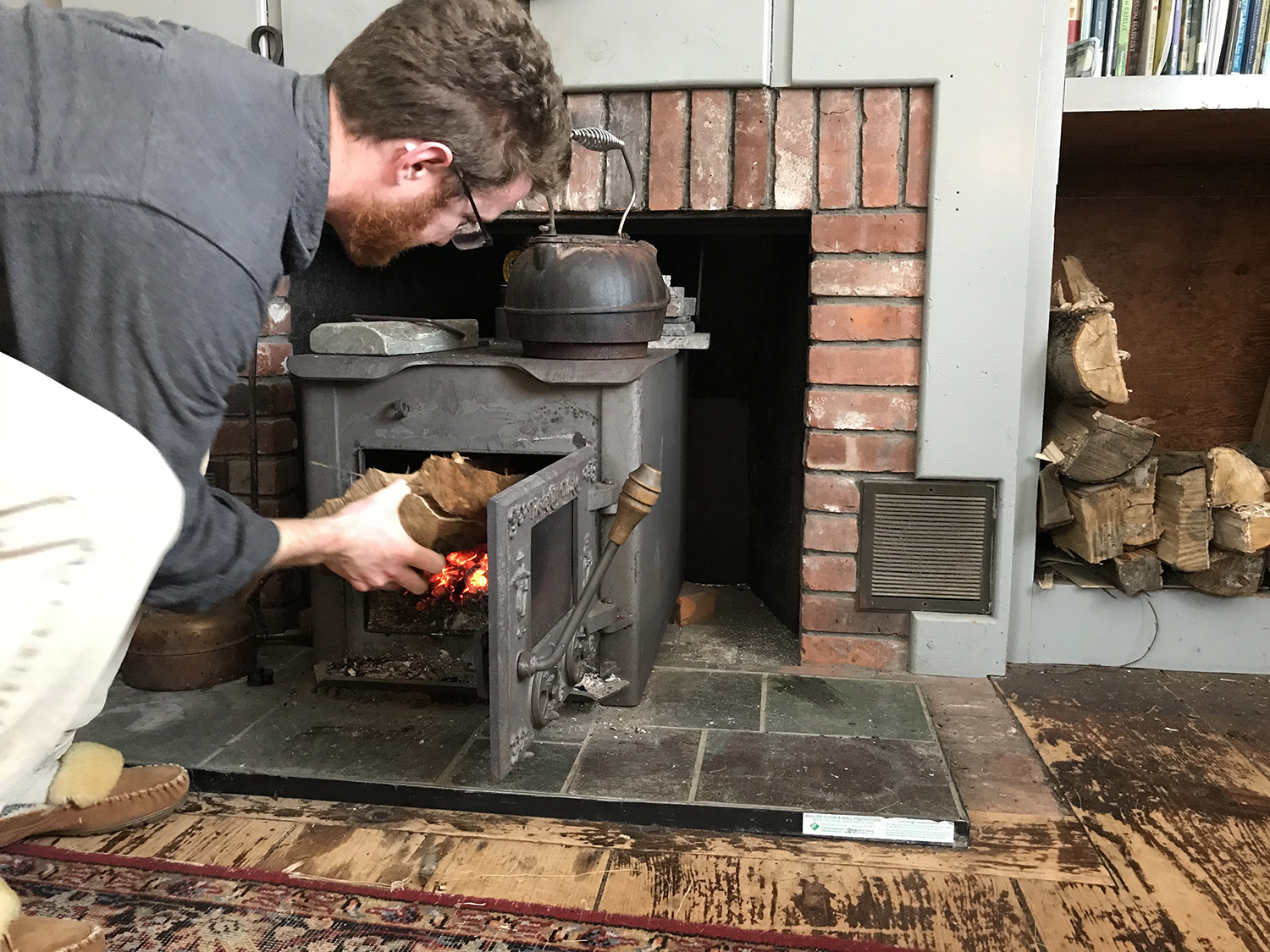 What Are The Pros And Cons Of Heating With Wood? | Vermont Public Radio