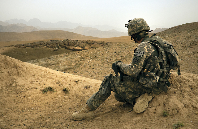 SU Professor Weighs In On President Biden's Plan To Remove Troops From Afghanistan