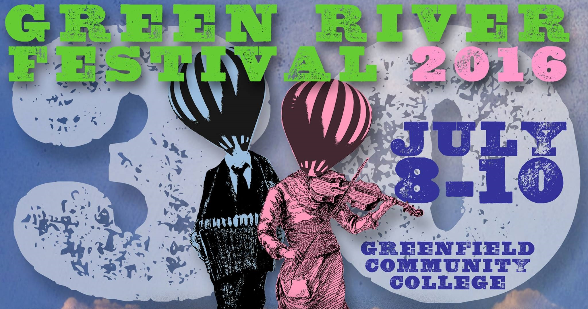 6th Annual Green River Festival  WAMC