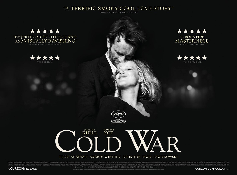 مراسم اسکار - اسکار 2019 - فیلم Cold War از کشور لهستان