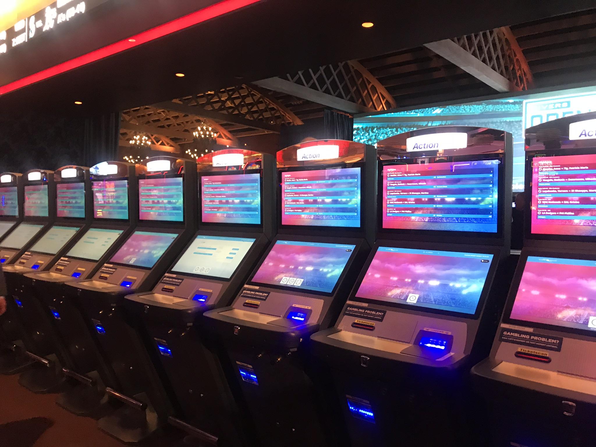 betting rivers casino york sports new