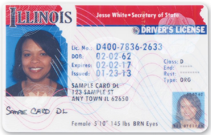 Illinois driver's licenses may not be good to fly by 2016 | Peoria Public  Radio