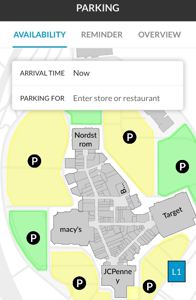 Christiana Mall App Promises To Steer You Into A Parking Spot Delaware First Media
