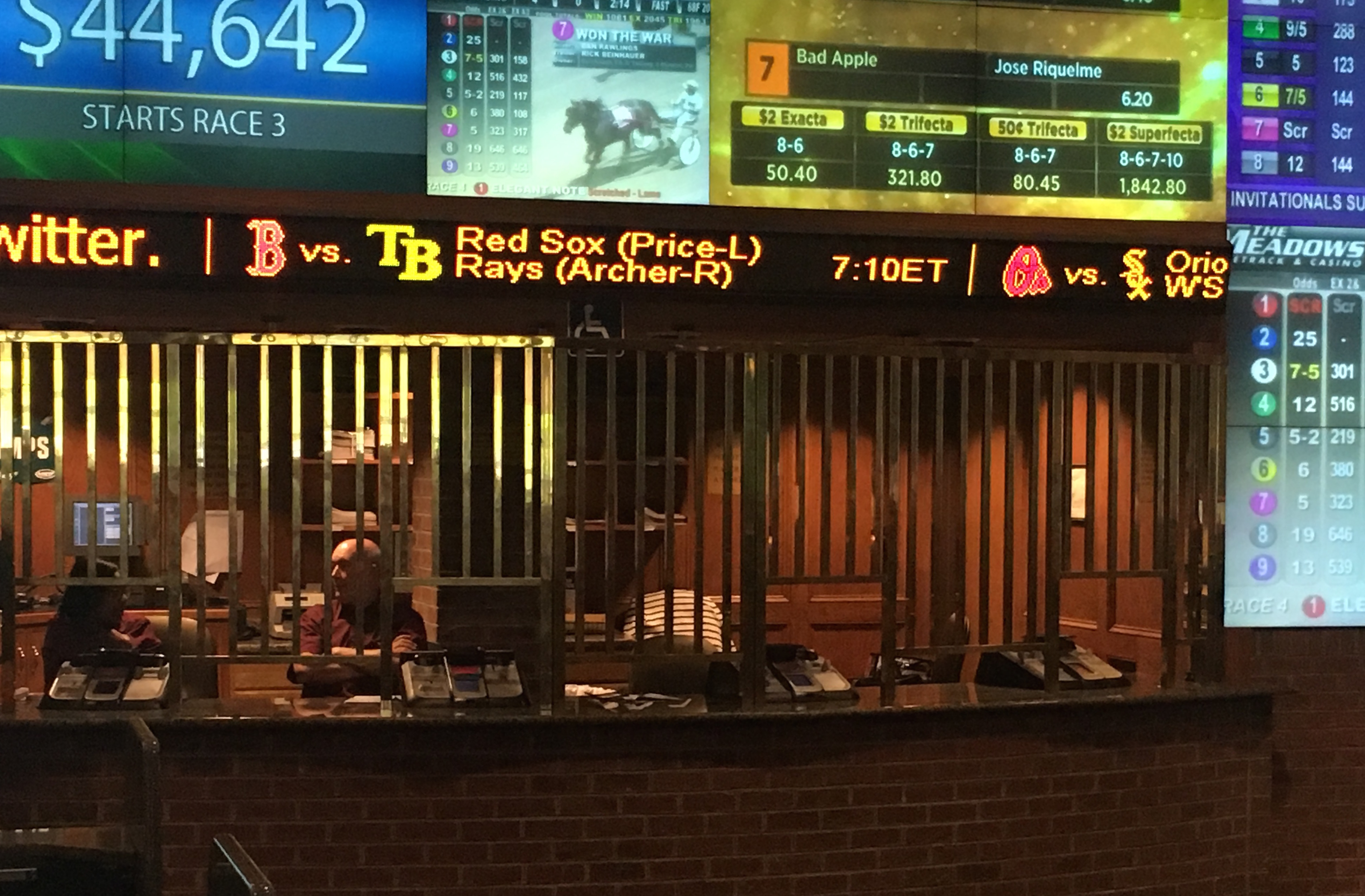 Delaware park sports betting address search can you bet on football in atlantic city