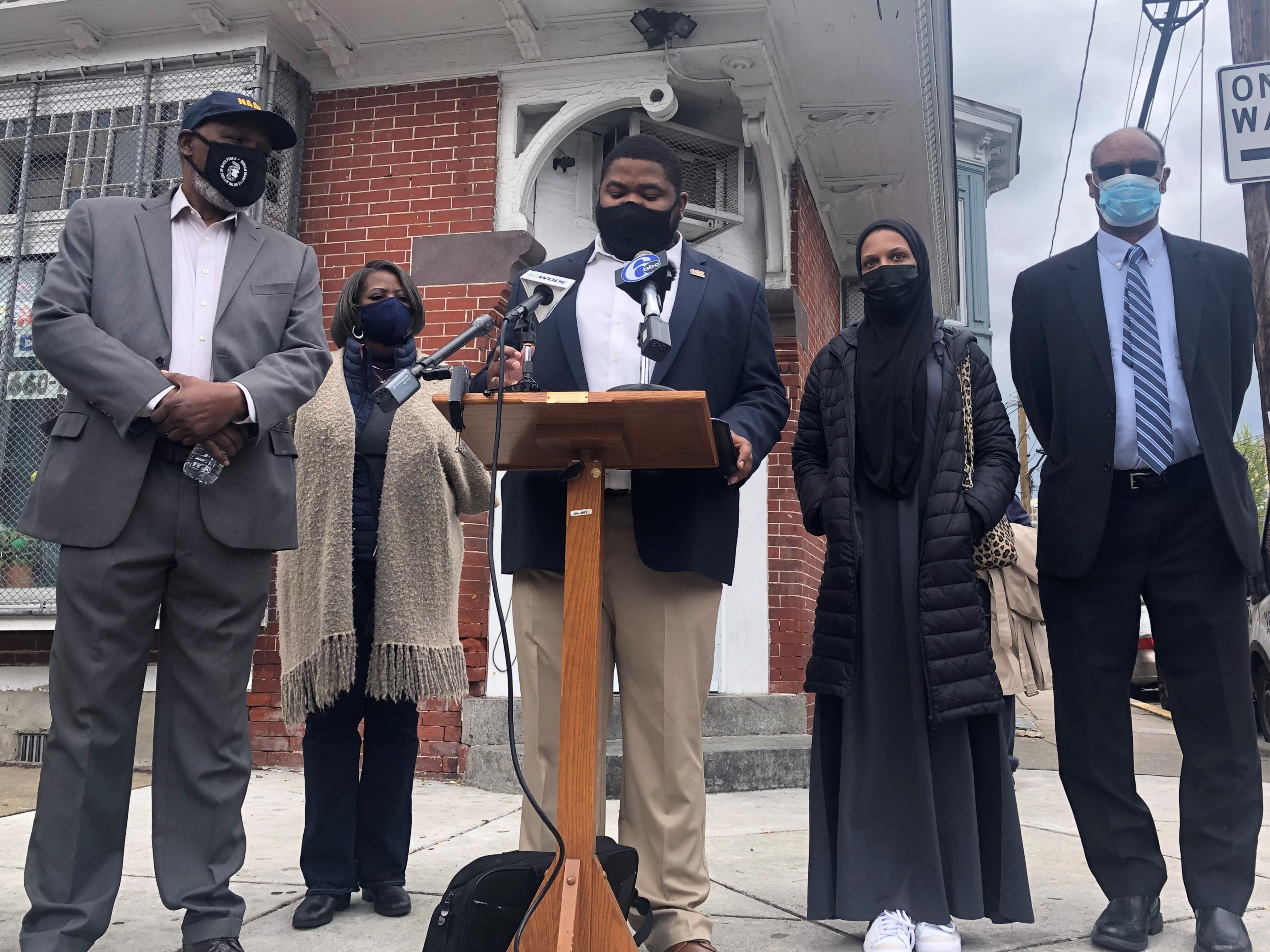 'Tired of watching our people die': Delaware NAACP wants feds help to end police, community violence