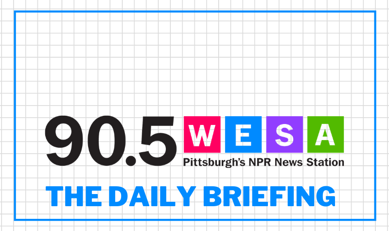 daily briefing logo.'