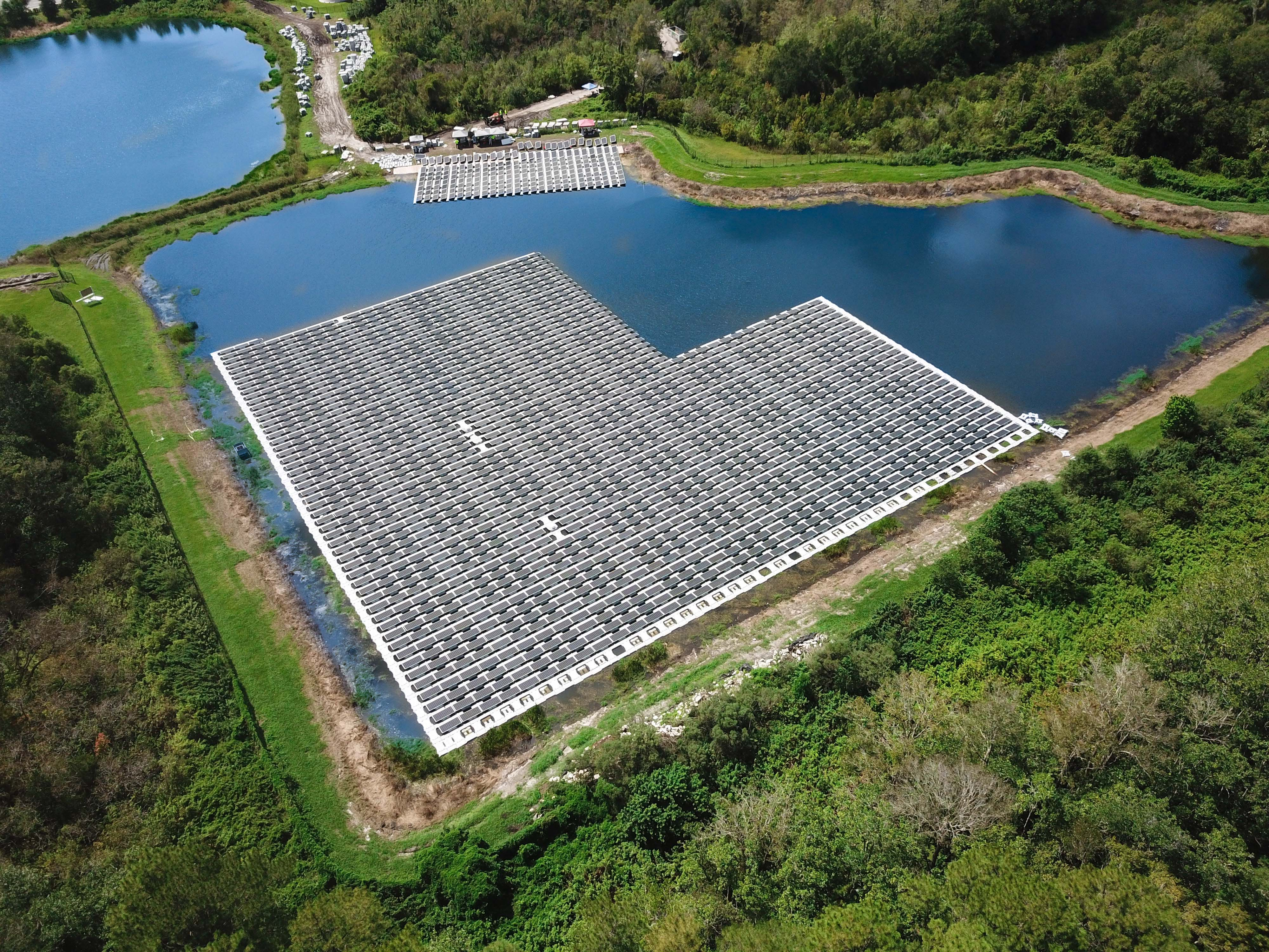 Duke Energy Deal With Fort Bragg Includes Floating Solar Farm