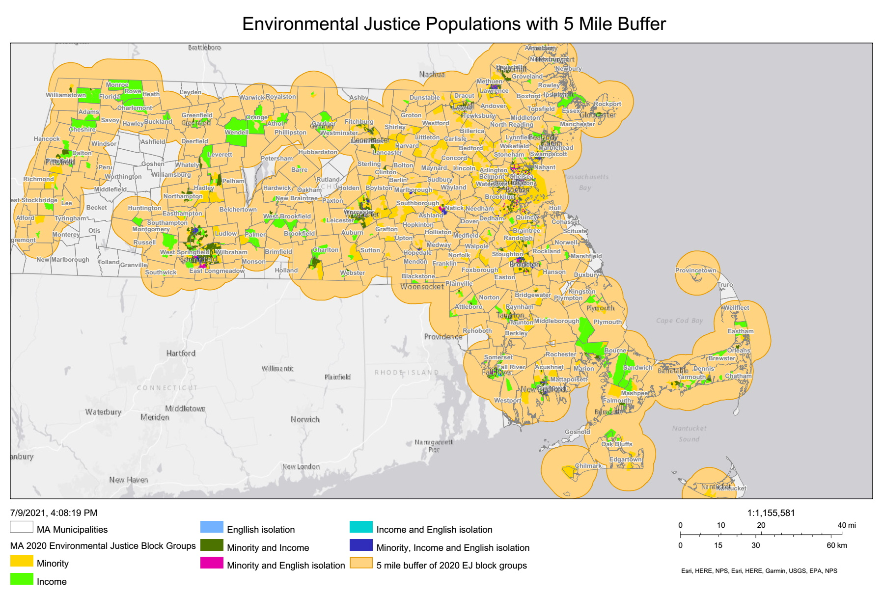 Biomass Power Rules Leave 35 Massachusetts Towns In Industry 'Crosshairs'