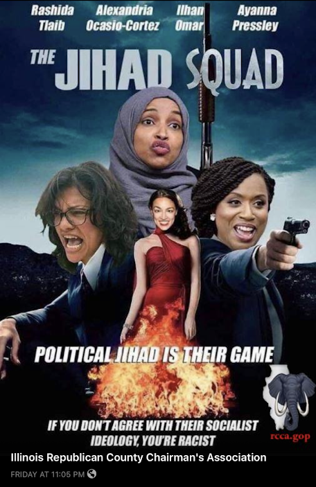 Sanders to 'The Jihad Squad': Electing Biden & Harris Is Just the Beginning (nationalfile.com)