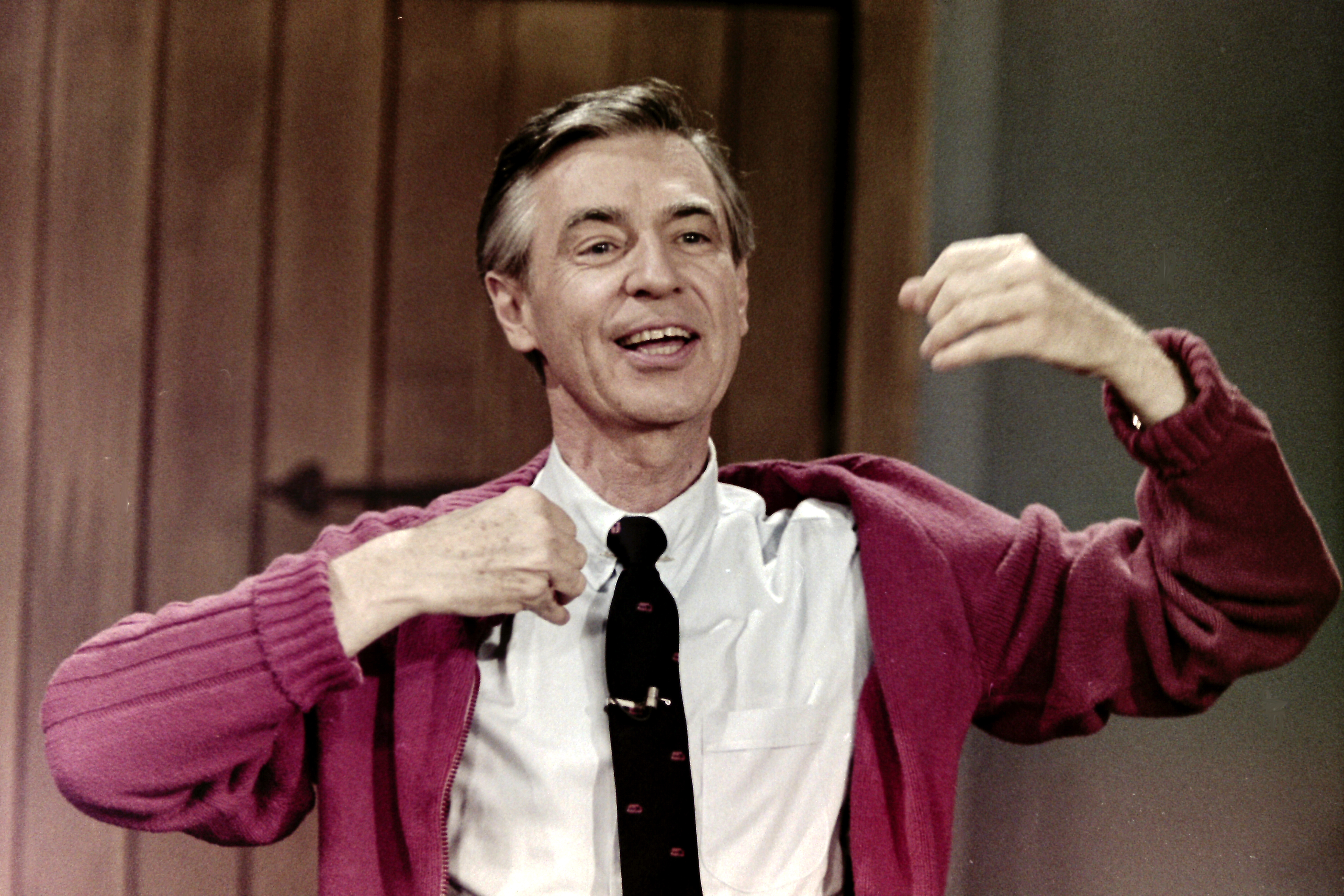 Wglt S Culture Maven On The Legacy Of Mr Rogers Wglt