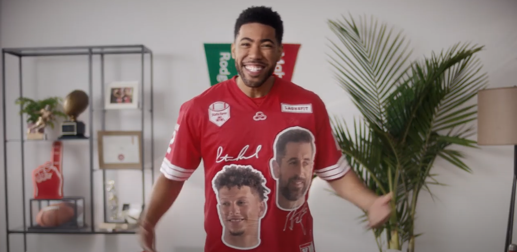 State Farm To Debut 1st Super Bowl Ad With Nfl Stars Wglt