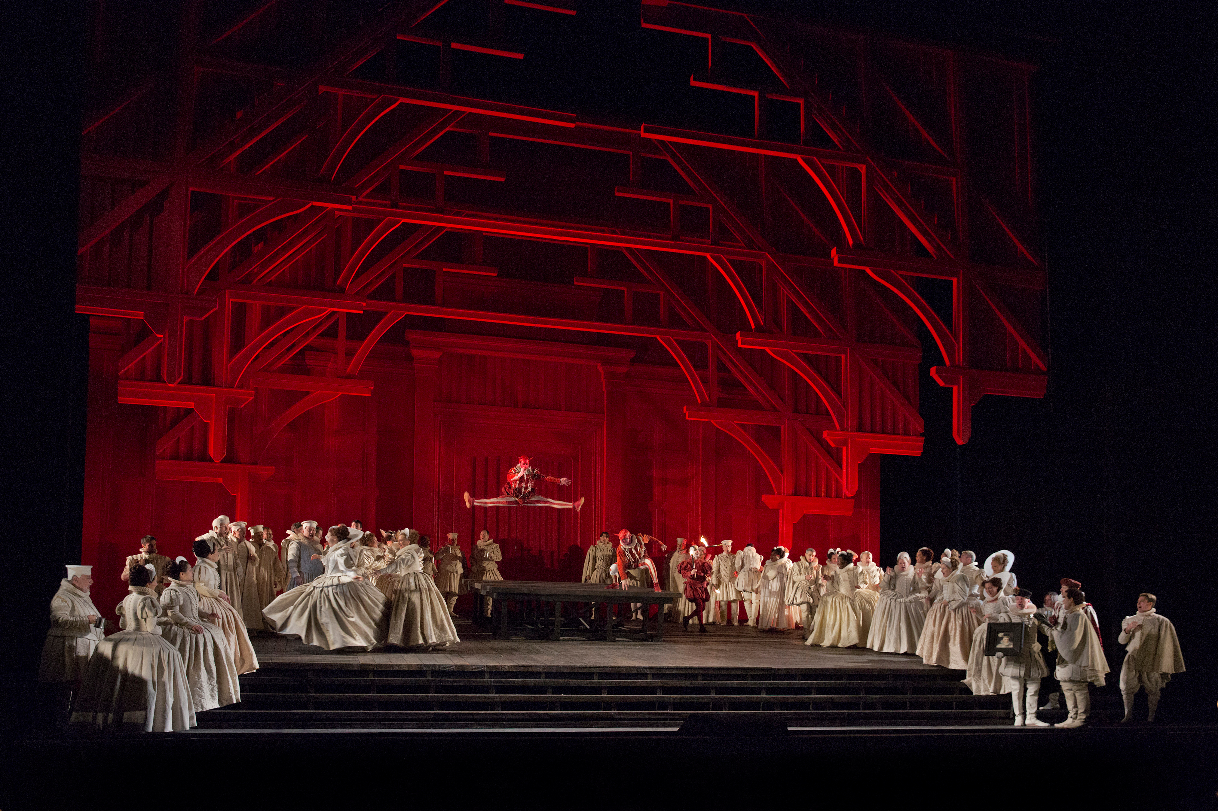 Metropolitan Opera - Maria Stuarda