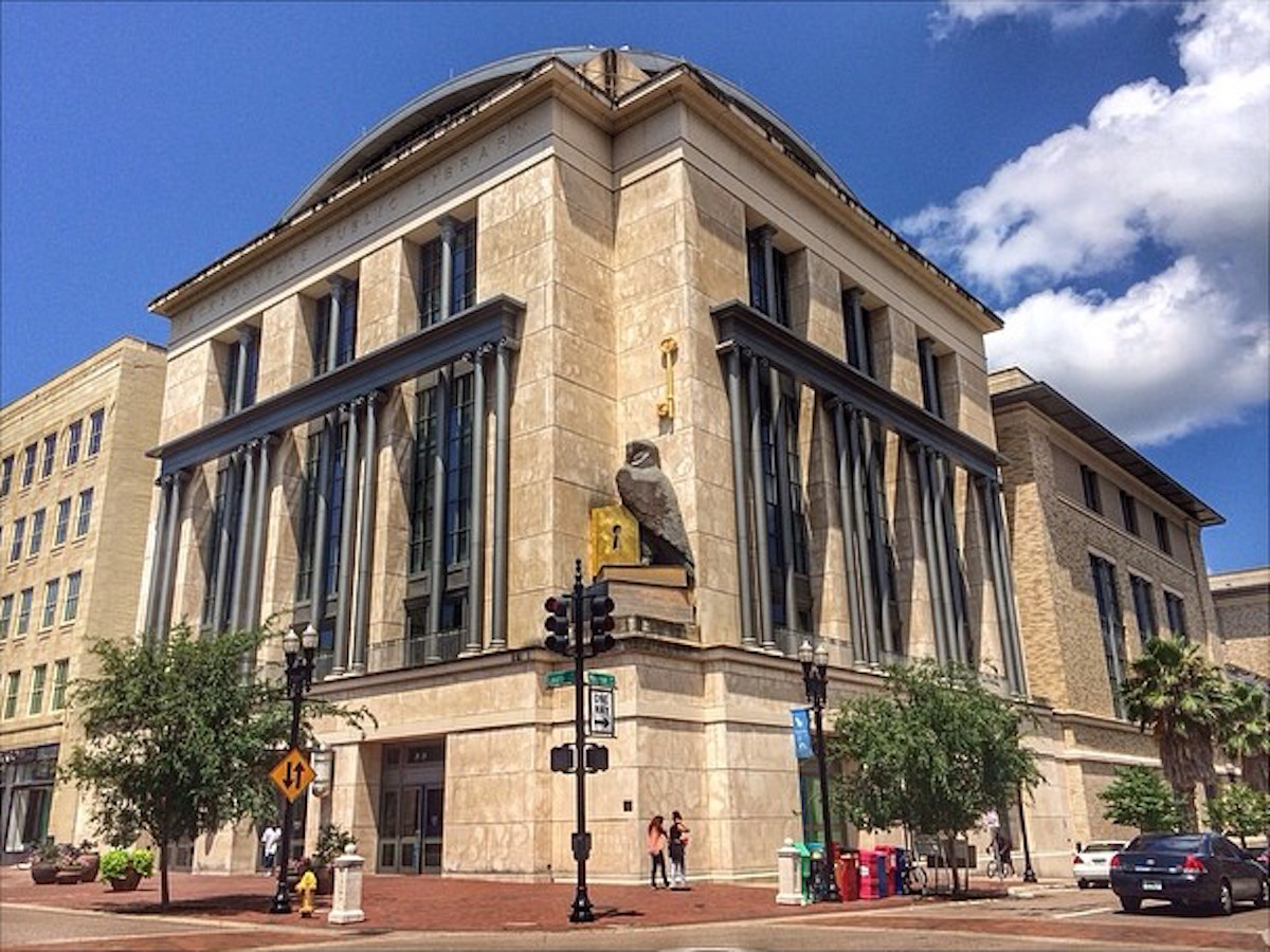 Jacksonville Public Library May Get First Budget Increase In A Decade |  WJCT NEWS
