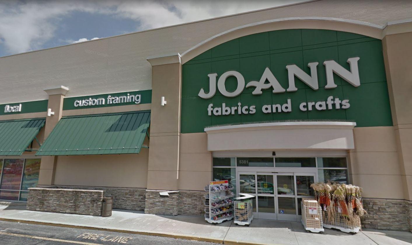 joann fabric near me now