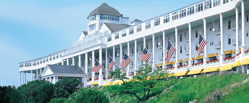 Owners Of Mackinac Island S Grand Hotel Announce Sale Wnmu Fm