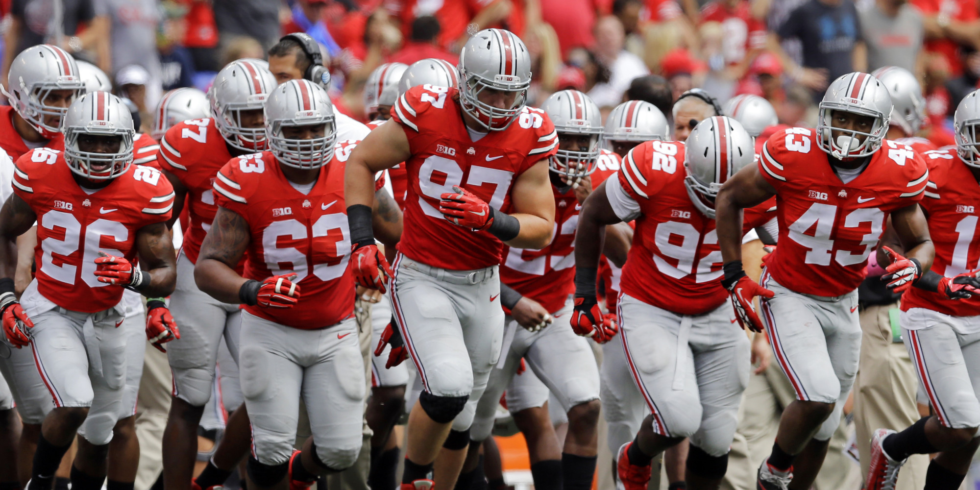 Ohio State Struggles Against Mac S Best Wosu Radio