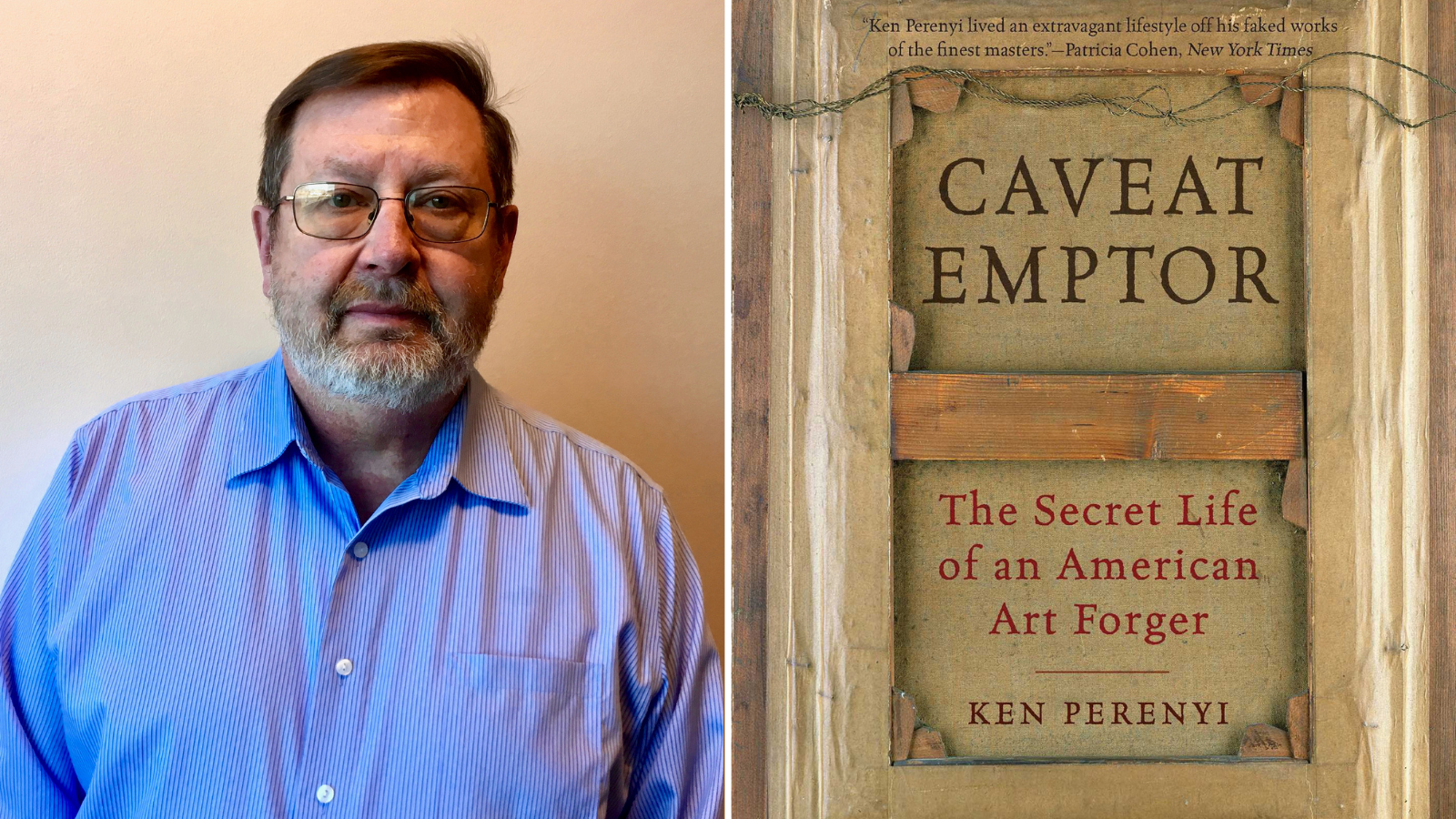 """BookMark: """"Caveat Emptor"""" By Ken Perenyi Explores The World Of Art Forgery"""